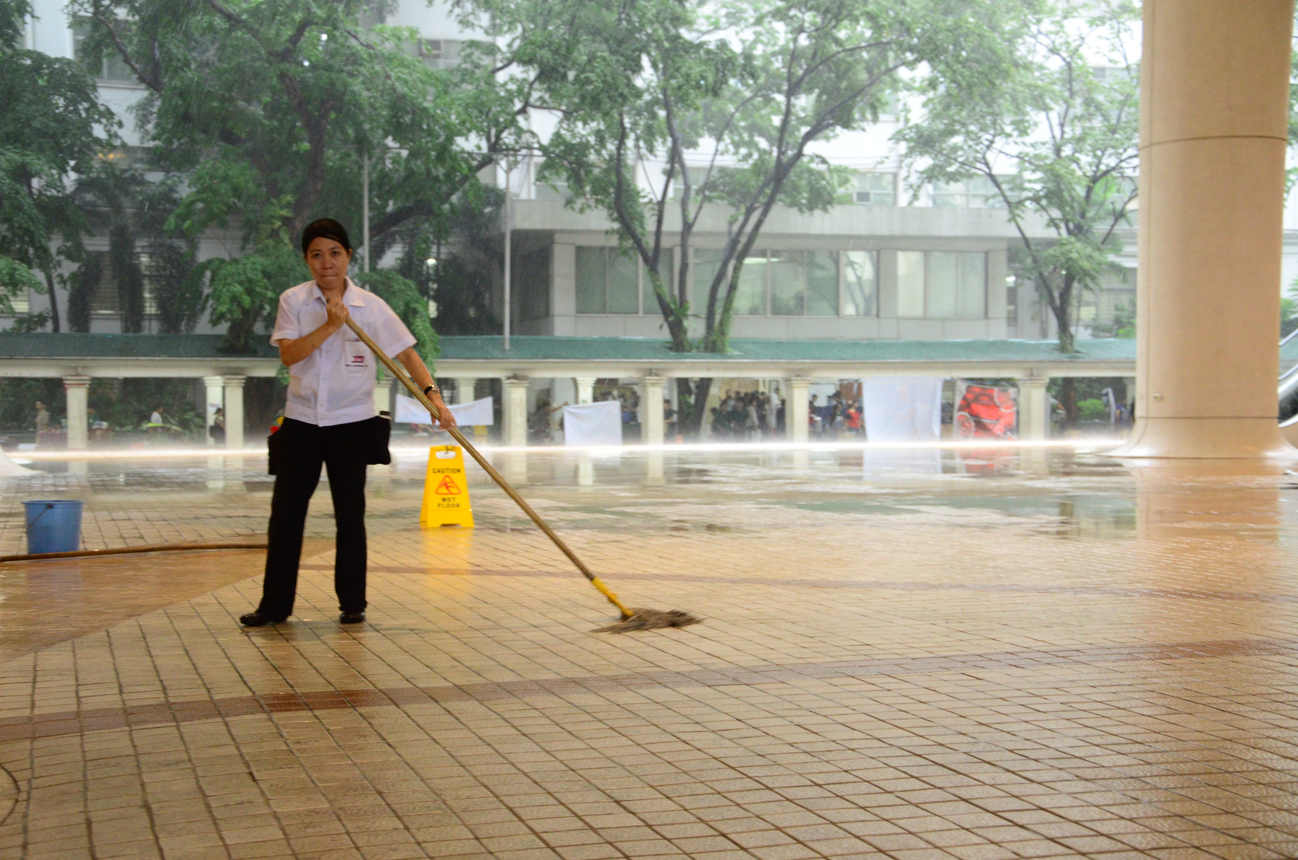 synchro mopping