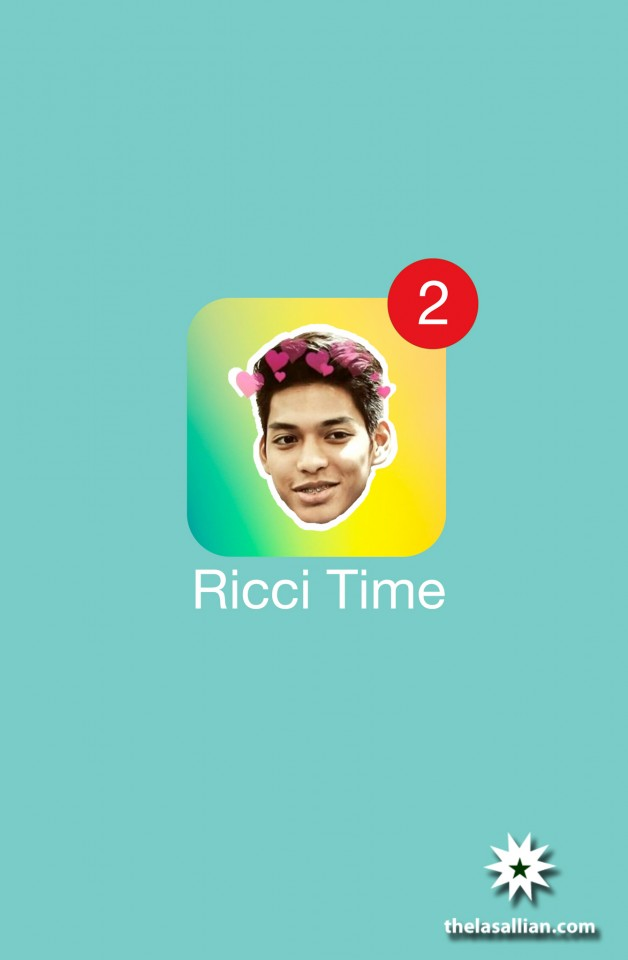 RICCI TIME - edited by joyce